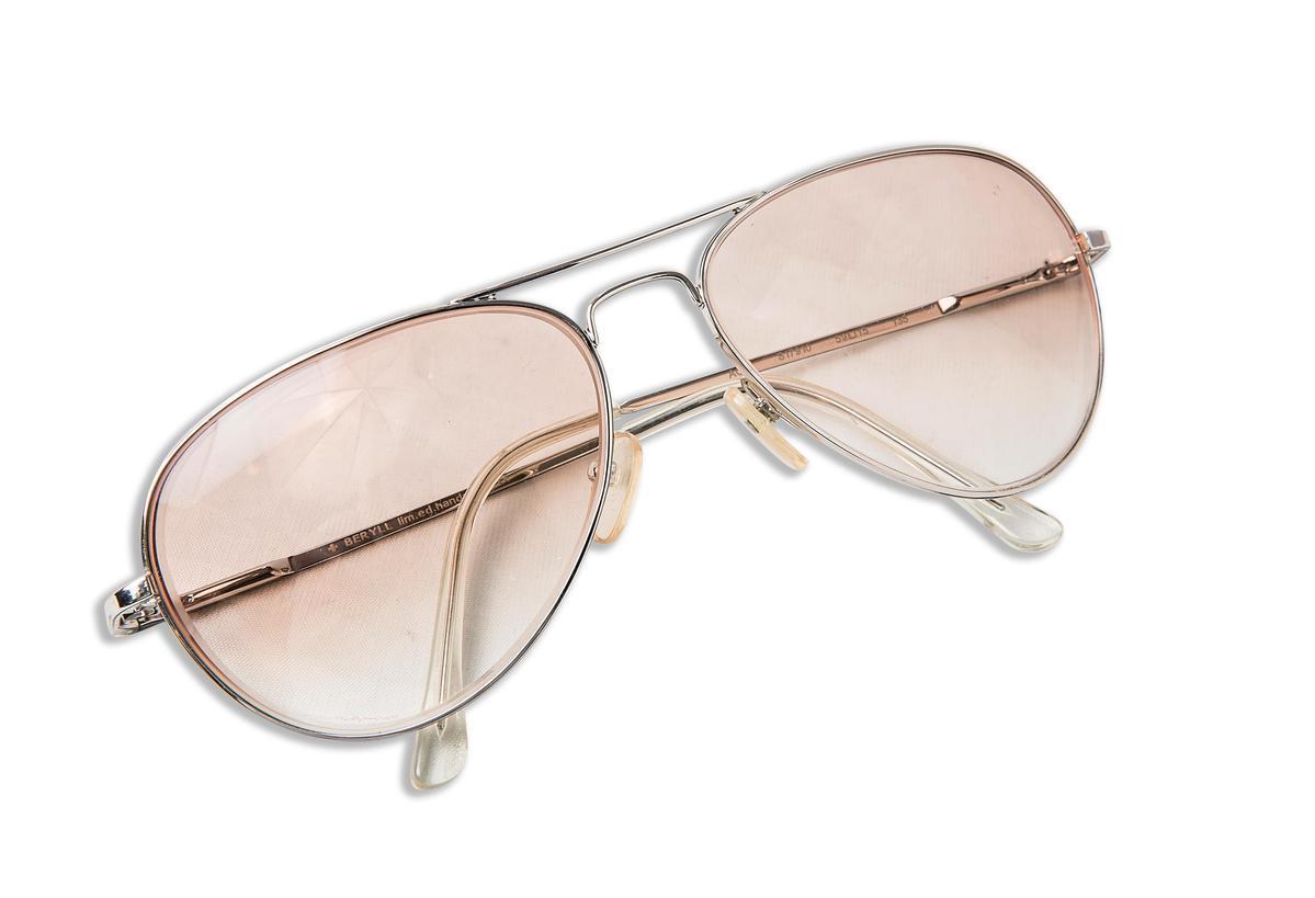 Beryll墨鏡。約NT$15,000