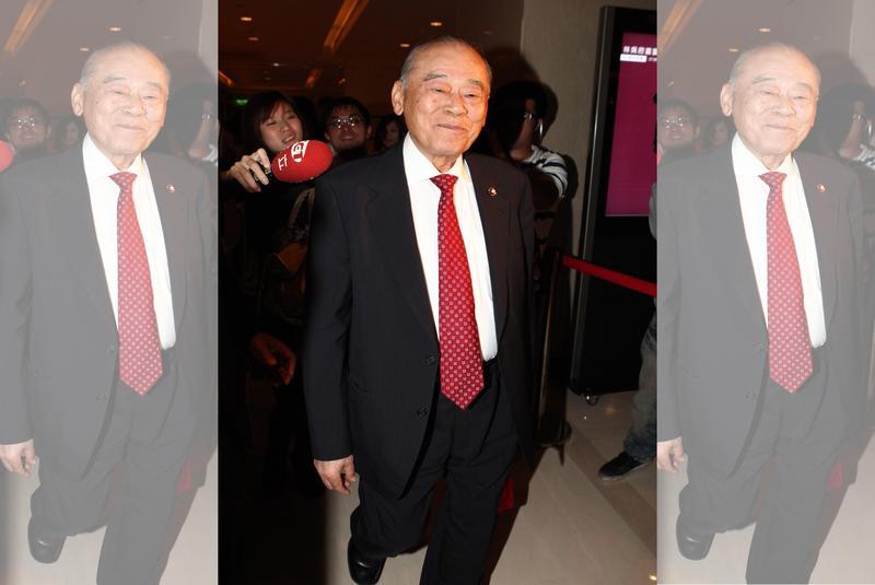 三重幫代表、「台灣地王」林堉璘今傳出過世,享年83歲。