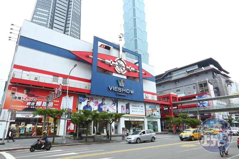 林堉璘買地只進不出,坐擁台北市精華區土地,大直重劃區也翻漲百倍。