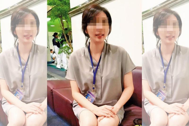 林女利用清秀的外貌,參加婚友社活動騙財。