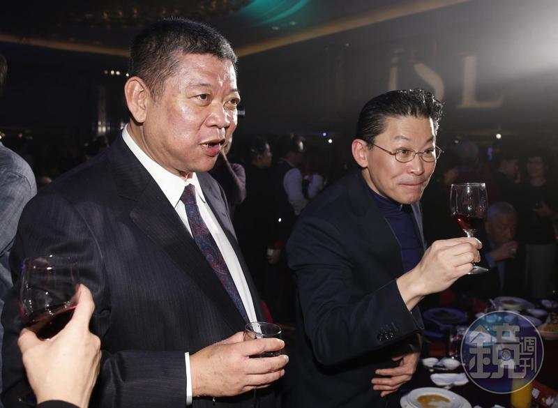 地王林堉璘辭世,三子林鴻南正式一統宏泰集團金融、建設事業,全面接班。