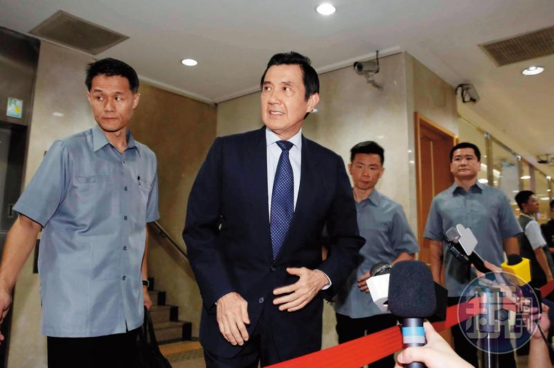 前總統馬英九涉嫌賤賣三中,遭北檢啟用的天眼系統戳破謊言,恐涉及刑度7年以上的特別背信重罪遭起訴。