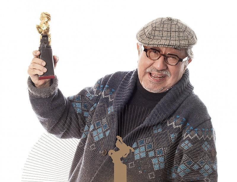 孫越在2010年獲頒第47屆金馬獎特別貢獻獎。