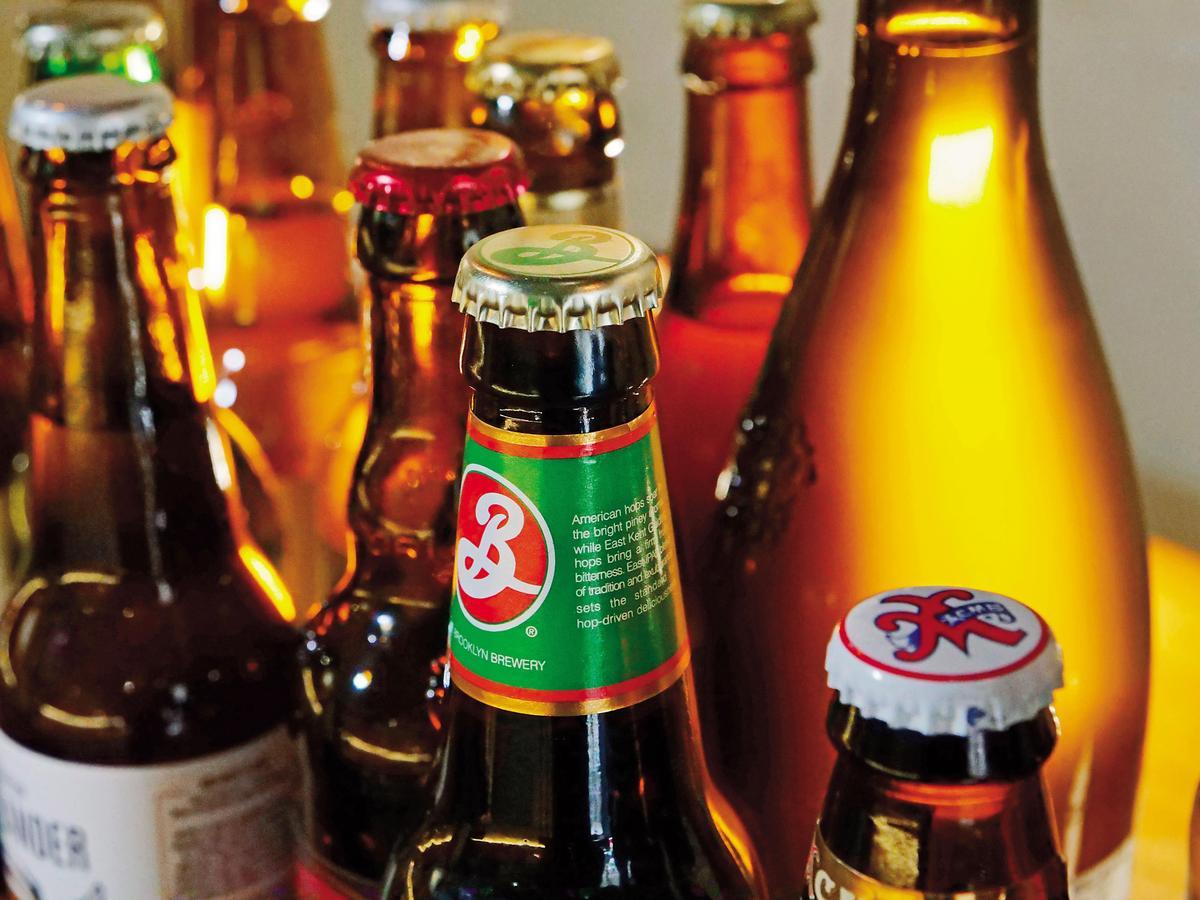 精釀啤酒在近幾年以優良的品質、個性鮮明的風味深受市場歡迎。
