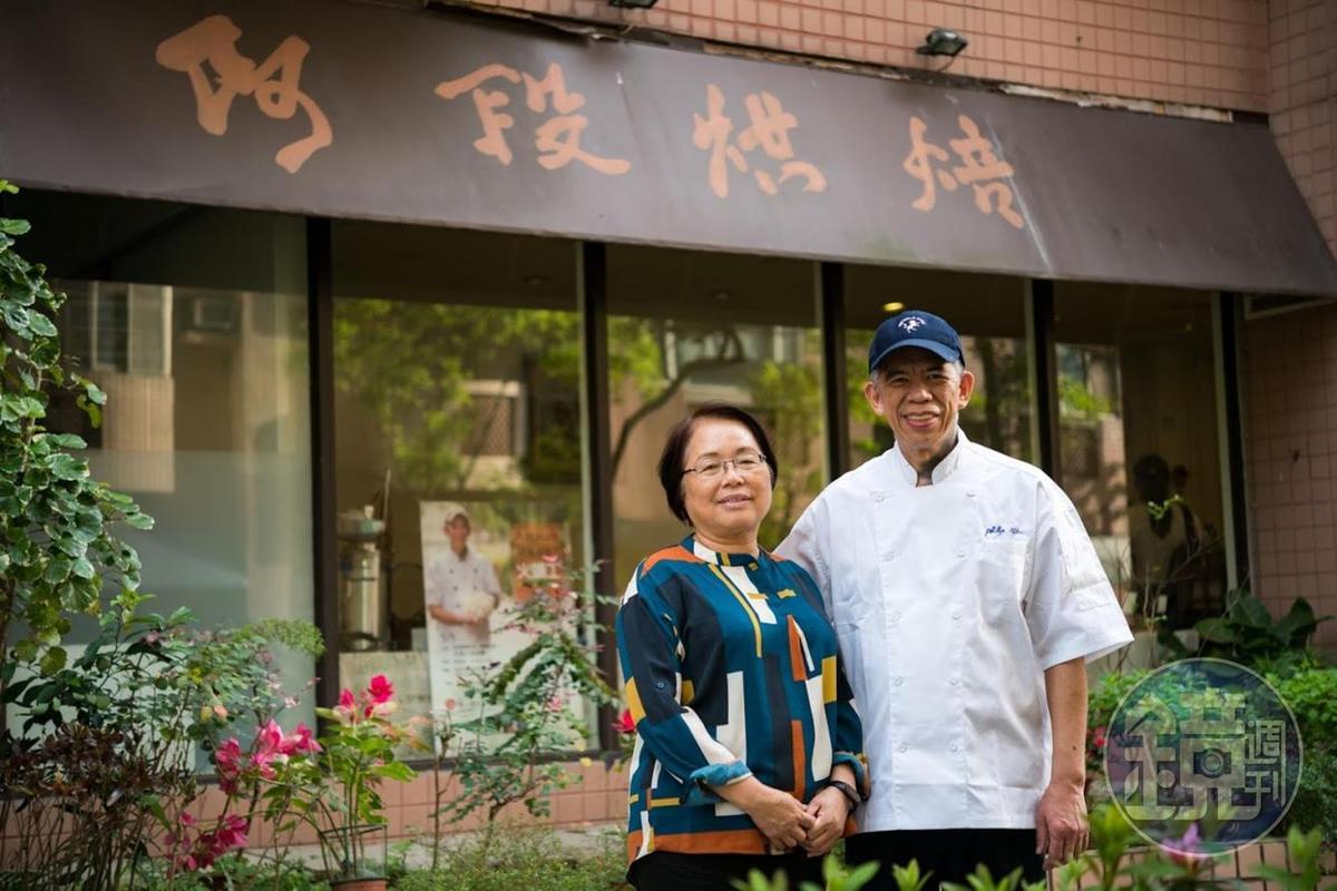 深耕木柵20載的段麗萍(左)與吳家麟(右)極力推動社區支持型烘焙坊(CSB)。