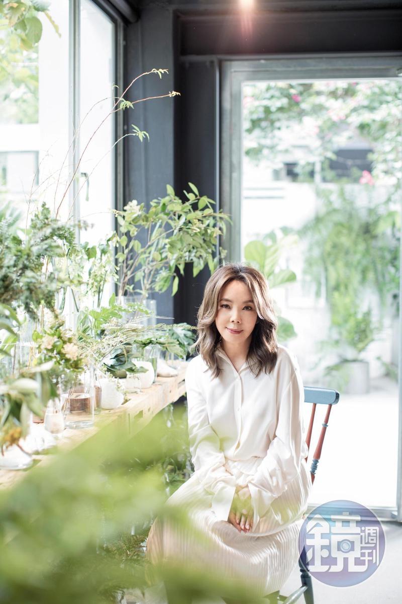 把愛情放在心上的辛曉琪,非常知道愛情的苦,於是她說:「現在交往以快樂為第一優先。」