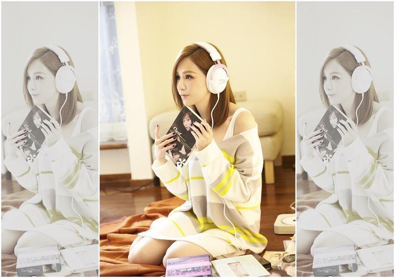 王心凌正在籌備新專輯,要粉絲再耐心等待一下。(天晴音樂提供)