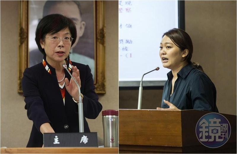 監察院公布最新一期記載公職人員財產申報的廉政專刊,立法院有2位女立委身價破億。