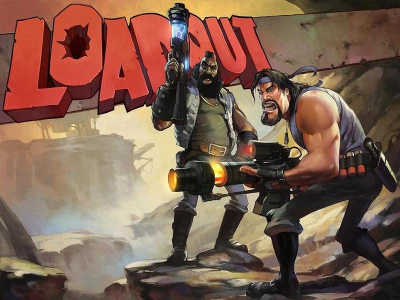 曾經熱鬧過的射擊遊戲《Loadout》宣布在本月 25 日結束營運。