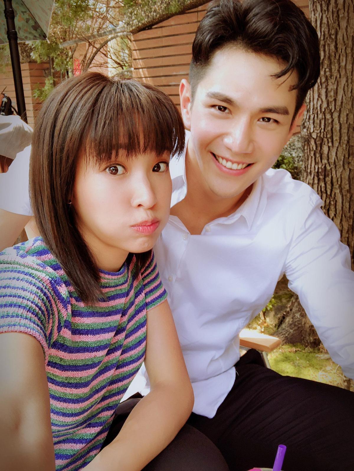 袁詠琳表示自己是一個傳統個性的女生,跟男友要有百分之百的信任感,不希望有祕密。