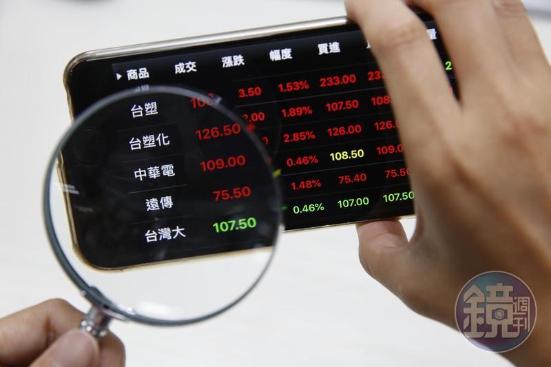 在電信公司推出殺價方案後,電信三雄股票市值蒸發多達882億元。