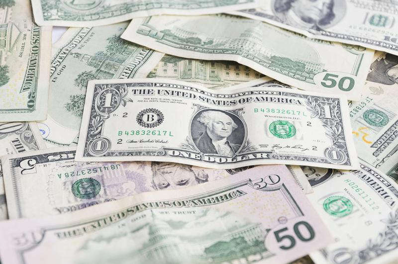 美元轉強走上漲行情,美元指數自4月份以來升值5%,對全球非美國家產生不同層面的影響。(東方IC)