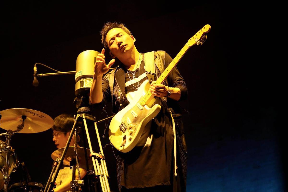 《人生無限公司》香港演唱會吸金 4.6億台幣,總計15萬名員工打卡上班同樂。(相信音樂提供)