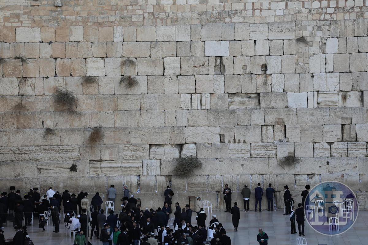 猶太人曾被禁止進入耶路撒冷達數世紀,如今搶回聖地,重新獲得了祈禱的權利。