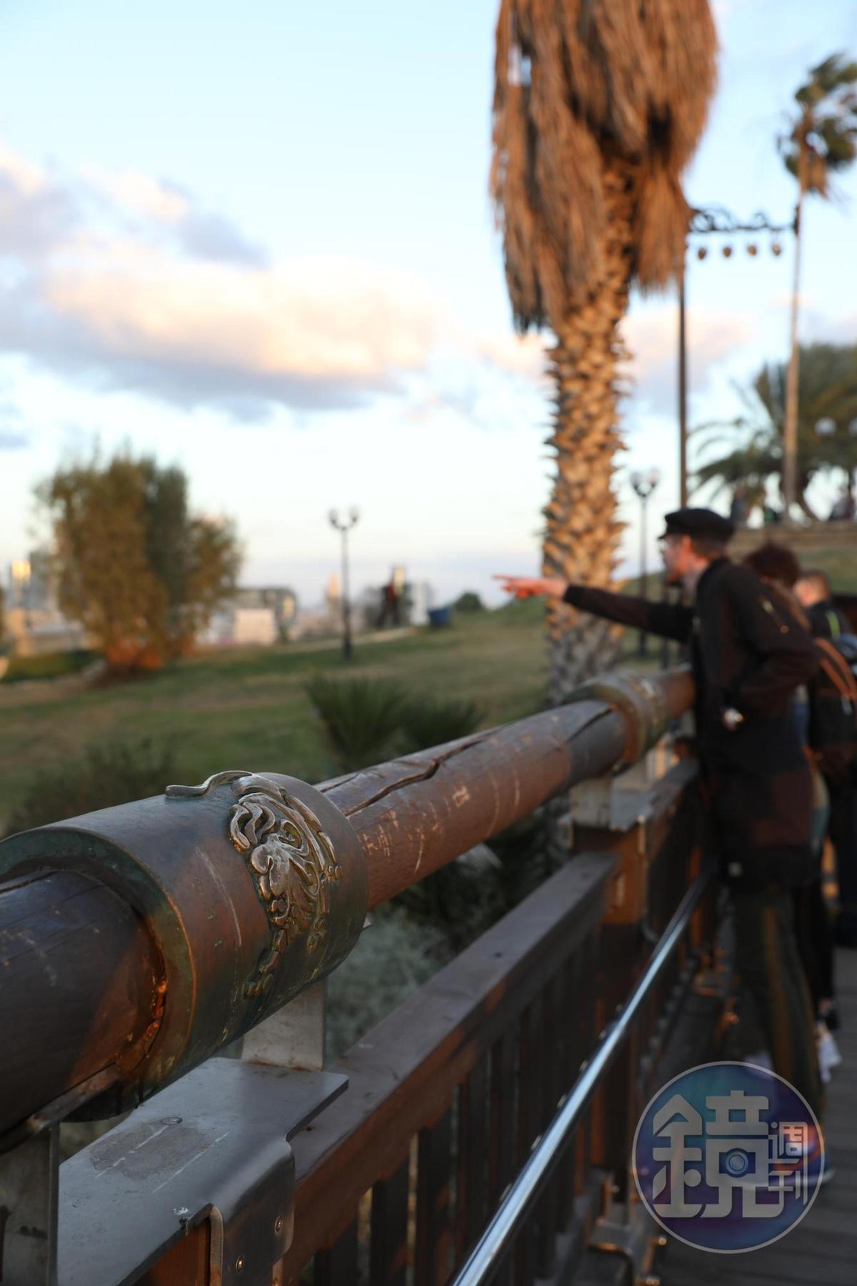 雅法居民篤信星座,老城中的十二星座橋,是著名景點。