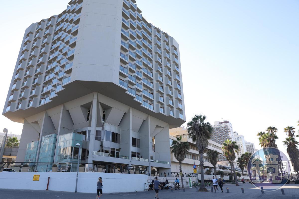 特拉維夫近年興起精品旅館熱潮,位在遊艇港邊的「Carlton Tel Aviv Hotel」也是其一,地理位置超好。