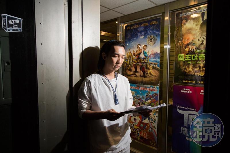 由於台灣缺乏原創動漫,郭霖大部分的案子都是外來作品,讓他有些灰心。