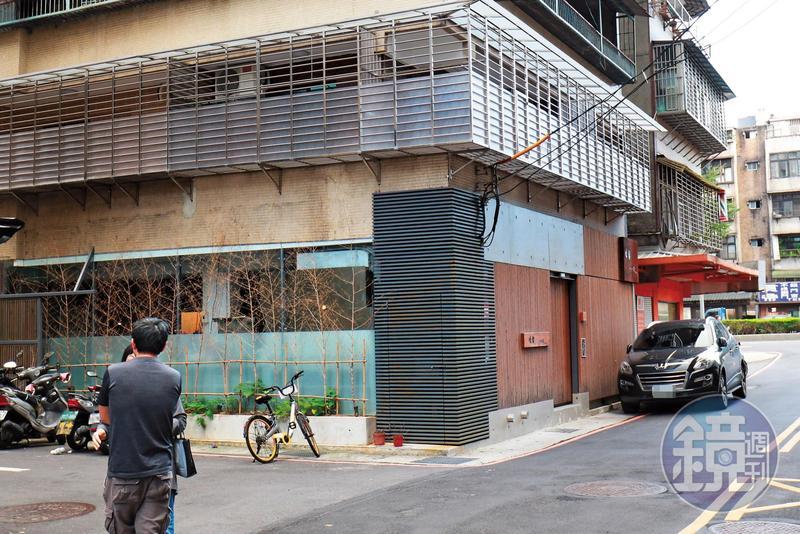 原本在汐止開的日本料理店,卻在日前歇業,郭宗坤為出軌小三付出代價。