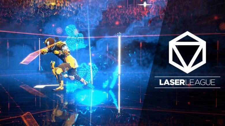 科幻風競技遊戲《雷射聯盟》於本月正式上架三平台(圖片來源:官方)