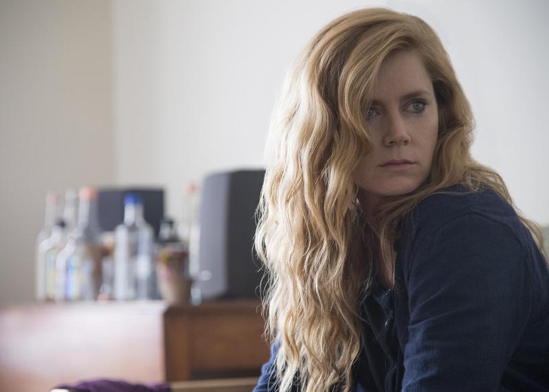 艾美亞當斯將演出HBO迷你影集《利器》,該劇改編自《控制》原作者吉莉安弗琳的同名小說。(HBO提供)