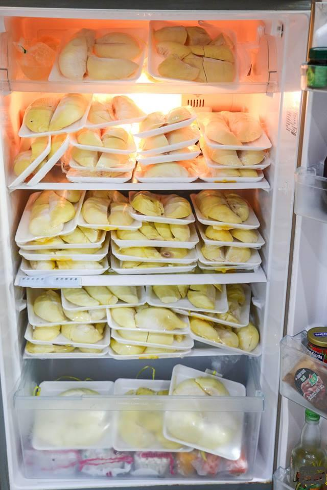 這下冰箱辛苦了。