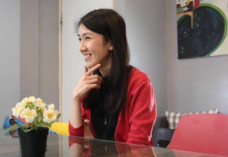 劉倩帆是台灣館在安古蘭漫畫節創立以來,第一位奪下獎項的台灣漫畫家。
