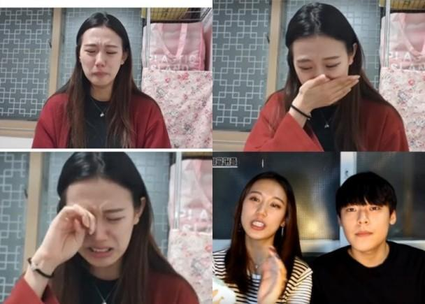 韓國網紅楊藝媛透過自己YouTube與Facebook聲稱3年前遭脅迫拍大尺度照片,照片還流出到成人網站。(翻攝自網路)
