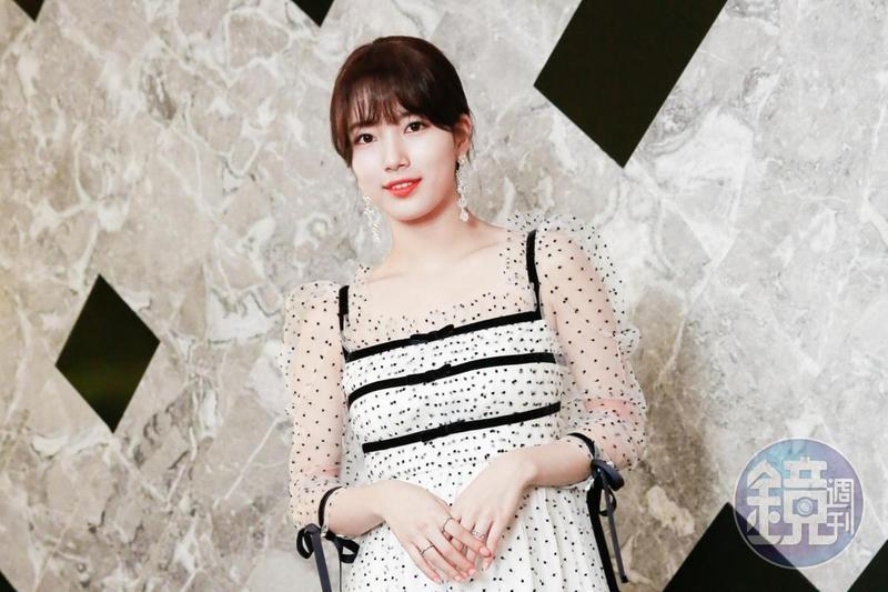 韓國女星秀智在IG上聲援網紅楊藝媛,表示自己不能作視不管。
