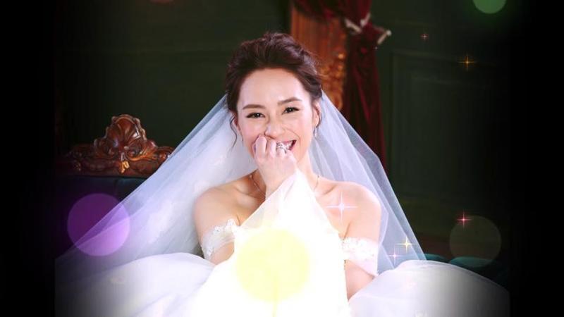 阿嬌(鍾欣潼)經紀公司老闆楊受成為祝賀成為人妻,送上價值台幣3000萬的上海豪宅給她當新婚禮物。(翻攝自鍾欣潼臉書)