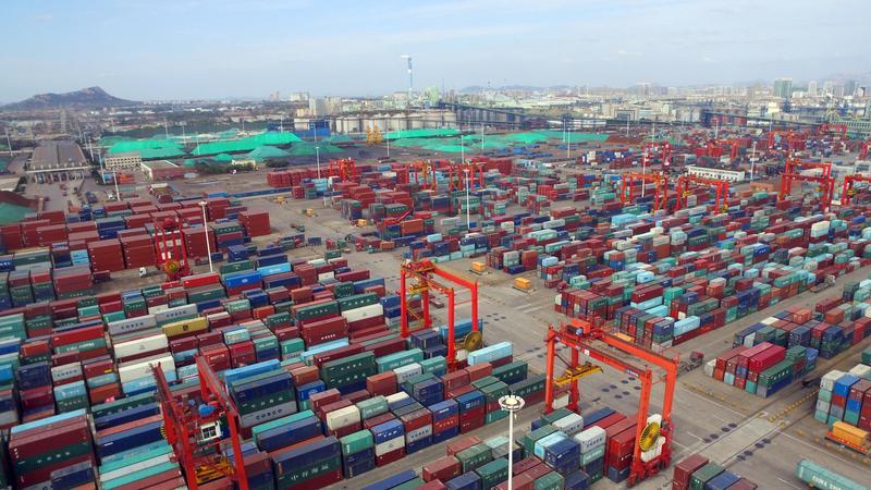馬來西亞皇京港,也是一帶一路的指標開發案之一。(東方IC)