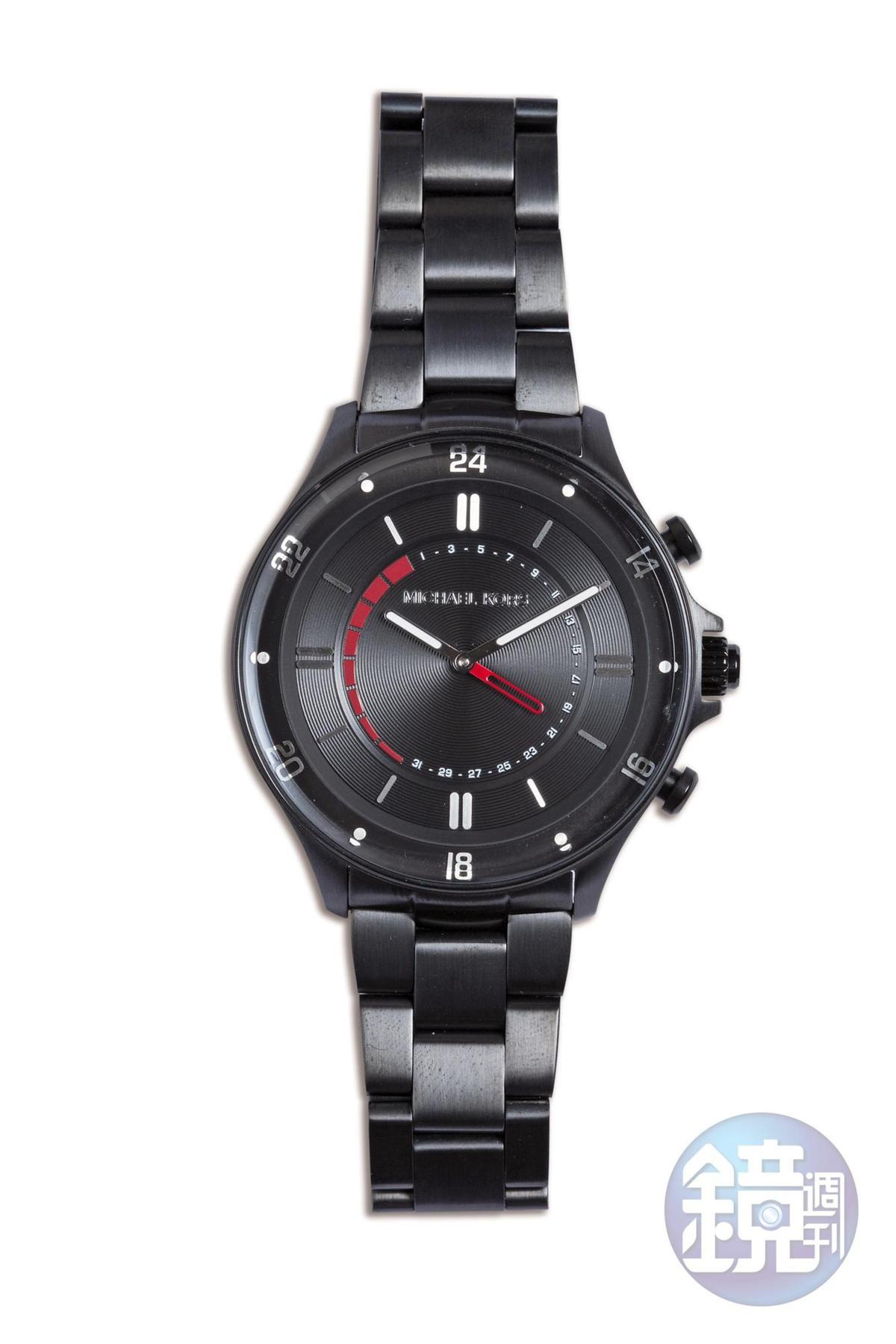 MICHAEL KORS鍊帶腕錶,NT$13,300。