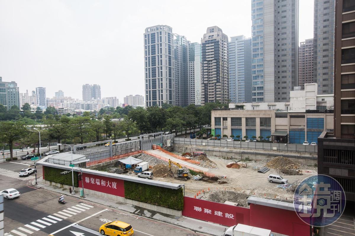 聯聚建設打出高耐震係數宅,吸引高資產客戶買單。