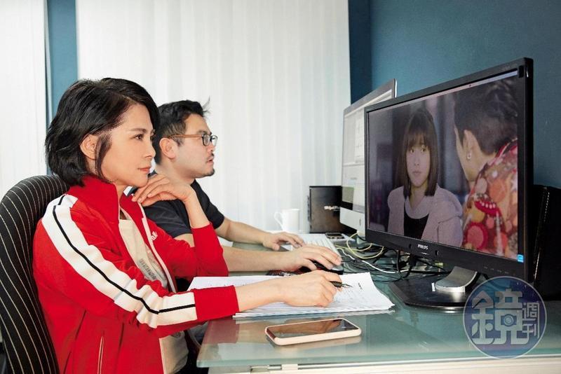 柴智屏親力親為盯剪新版《流星花園》,預計今年暑假播出。