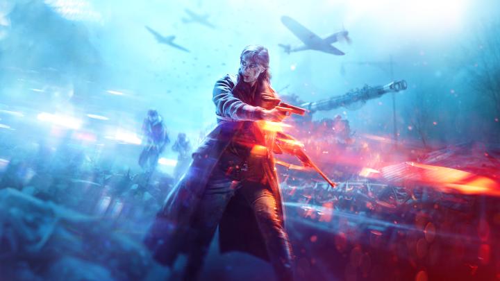 EA 在全新大作《戰地風雲 5》中移除「戰鬥包」。