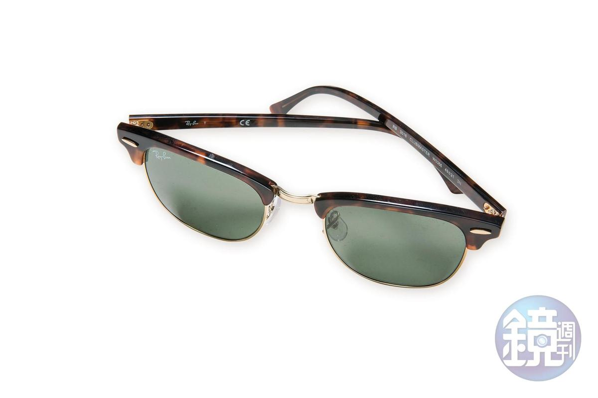 Ray-Ban墨鏡,NT$7,900。
