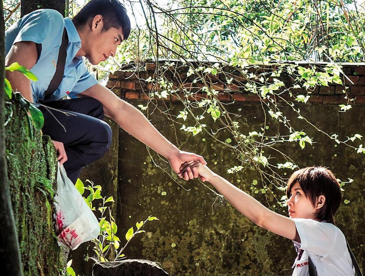 廖健行製作的電視劇《妹妹》,於2015年獲金鐘獎4項提名。(八大提供)