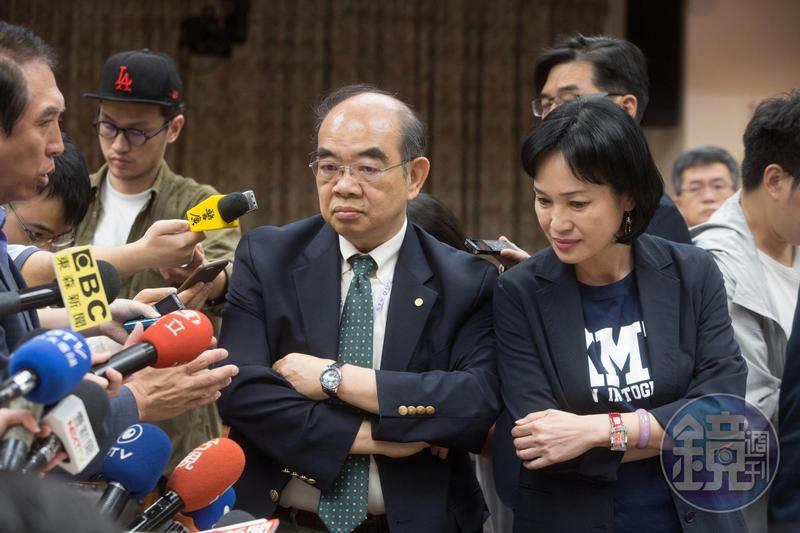 今(29日)傳出教育部長吳茂昆請辭獲准,行政院證實此事。