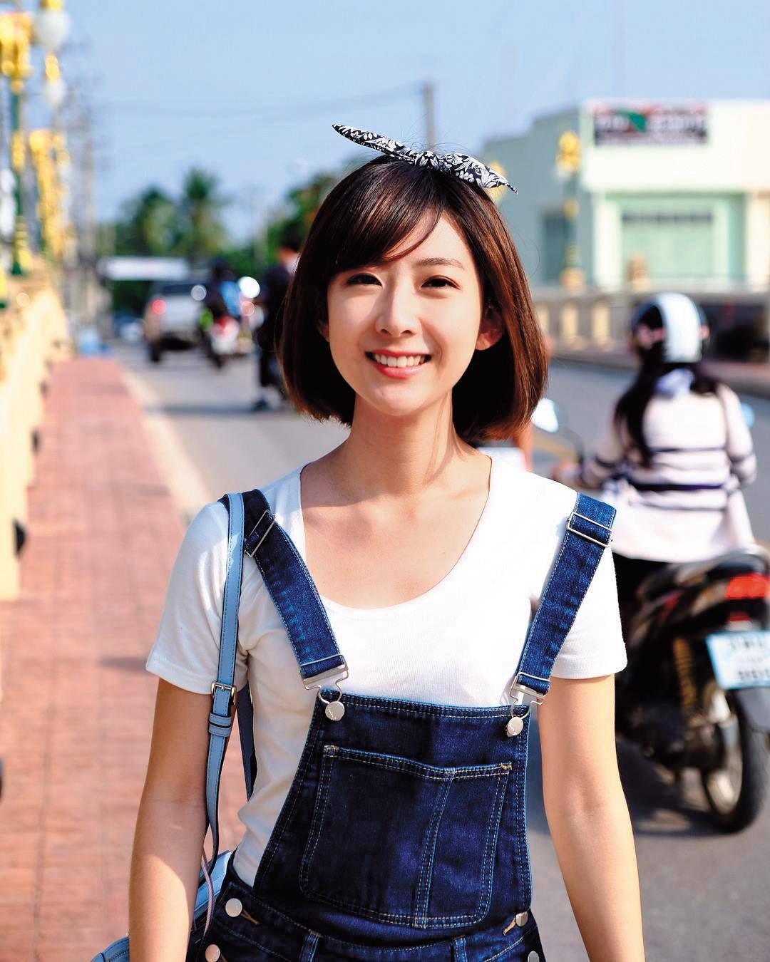 三立女主播莊惠琪外型亮麗,感情事卻被爆料。(翻攝臉書)