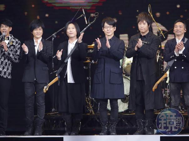 hito流行音樂獎在五月天演唱下風光落幕。