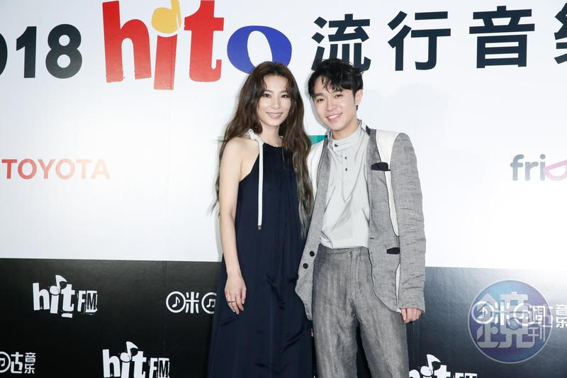 田馥甄和吳青峰的組合讓歌迷都瘋了。
