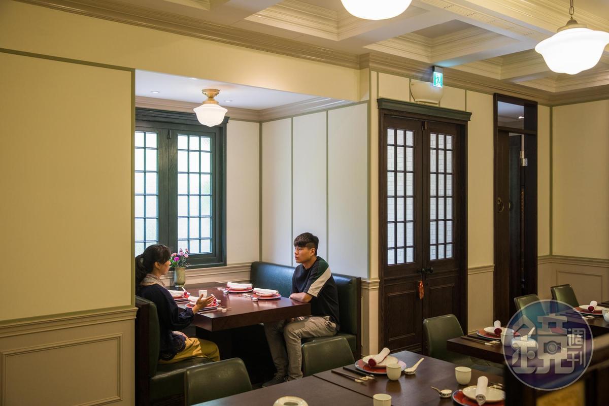新菜單有設計小分量套餐,1到2人來也能享受宴席菜的細緻。