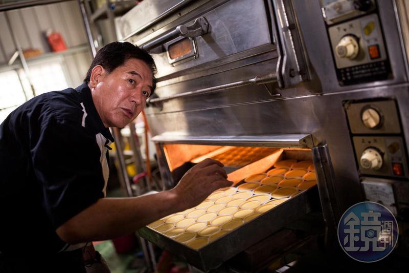 2004年吳文耀一度捨棄家族老招牌,研發創新的鮮奶布丁。