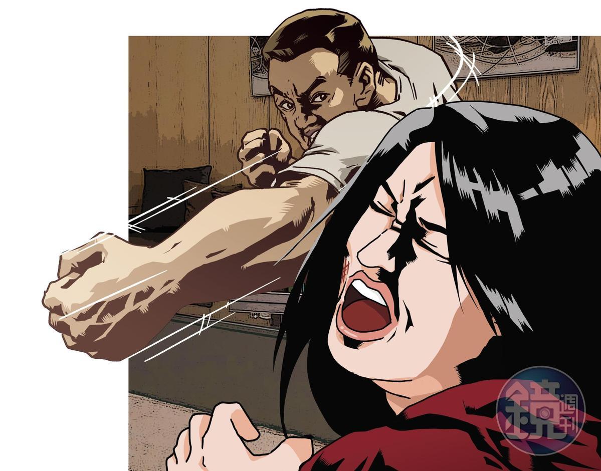 李男為了與弟媳在一起,對妻子數次家暴,逼得她離婚搬家。