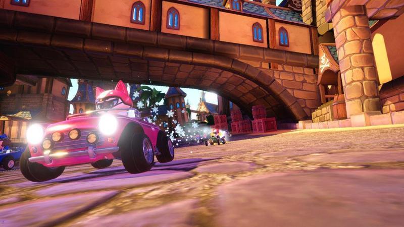 《Meow Motors》是喵星人卡丁車獨立遊戲(圖片來源:官方)