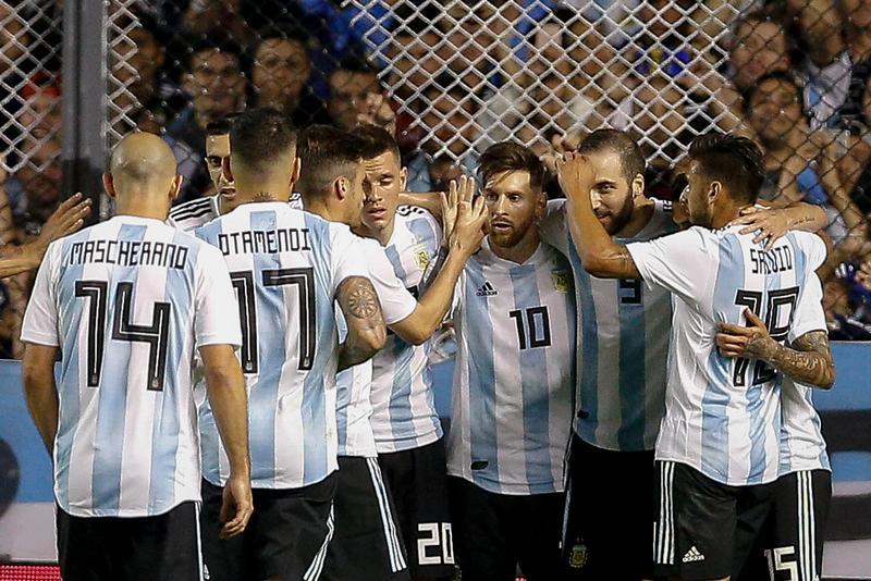 因為加薩走廊的衝突,阿根廷隊取消和以色列在耶路撒冷的熱身賽。(東方IC)