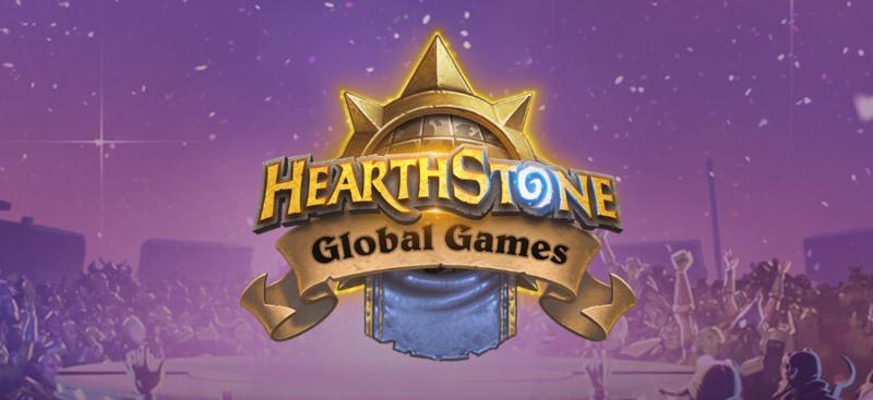 《爐石戰記》世界大賽代表隊票選活動正式展開,玩家投票還可以獲得免費卡牌包。(翻攝自投票活動官網)
