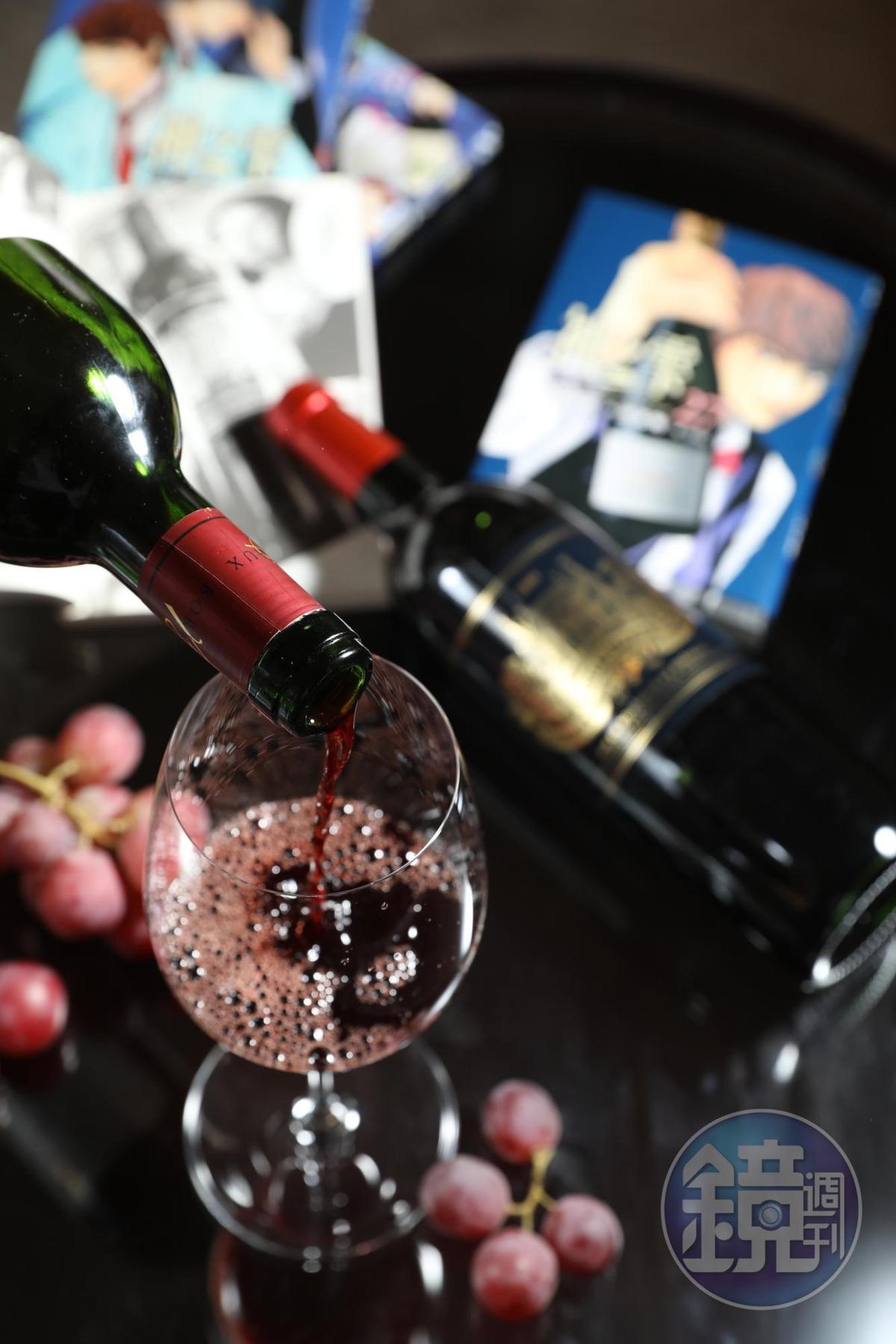 第六使徒有如母親柔美形象的「 Château Palmer 1999」,酒色如紅寶石深紅,芳香馥郁。(25,000元客座餐酒套餐酒款)