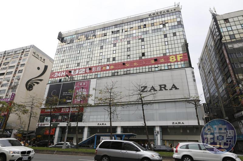 統領翁家事業跨足百貨、建設,台北商場以租金為主要收入。