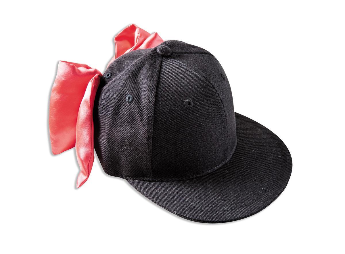 Benoit Missolin蝴蝶結造型帽子。NT$7,780
