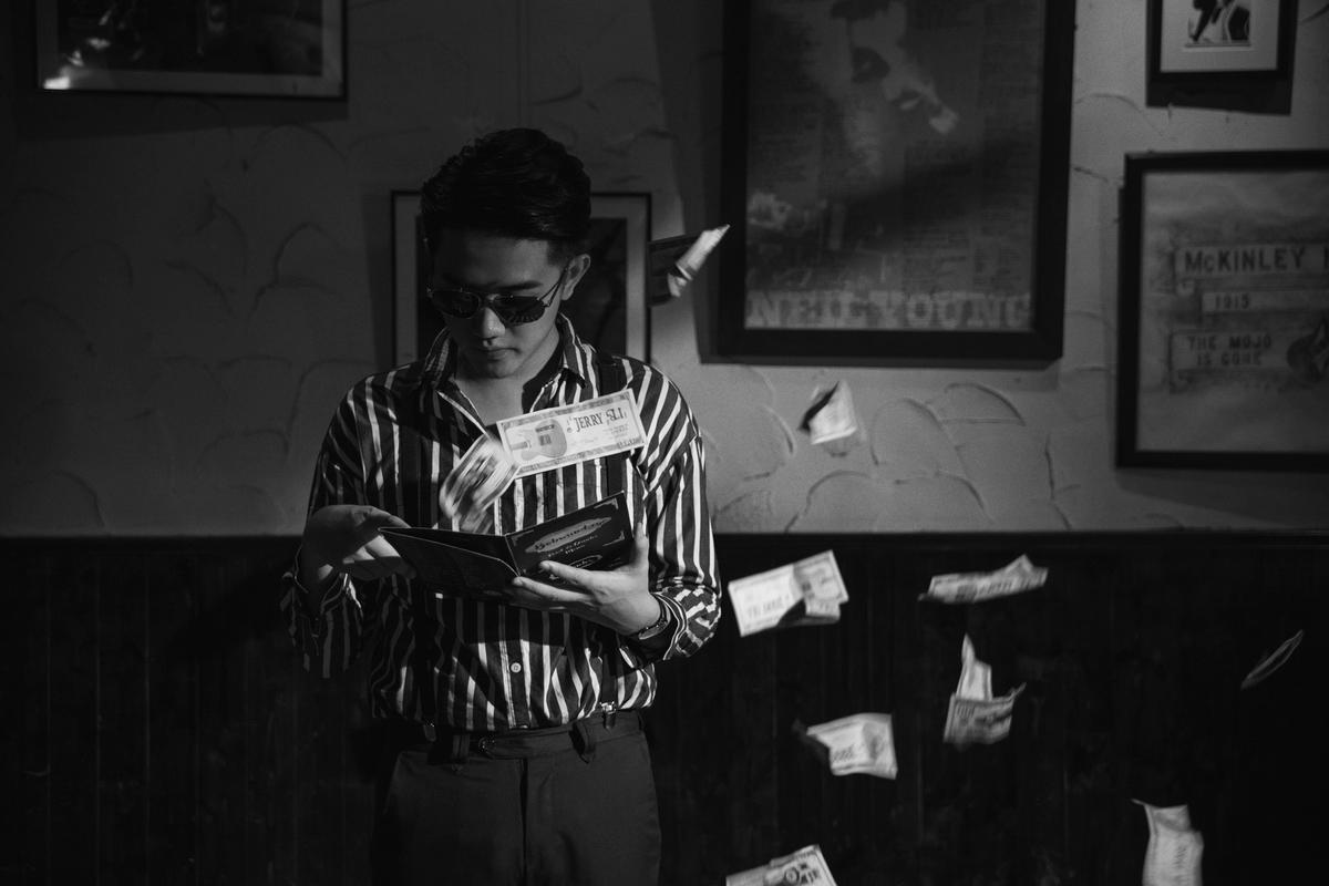 本屆金曲獎7組新人獎入圍者,包括鄭興、茄子蛋、J.Sheon、李權哲(圖)、閻奕格、蘇珮卿、丁世光,將站上典禮舞台演出,展現新世代的音樂能量。(台視提供)